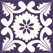 Adesivo para Azulejo Português Funchal 15x15cm 16 peças Cosi Dimora