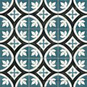 Adesivo para Azulejo Português Serpa Vinil 15x15cm 16 peças Cosi Dimora