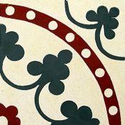 Adesivo para Azulejo Português Tarouca Vinil 15x15cm 16 peças Cosi Dimora