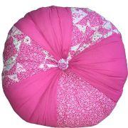 Almofada Fuxicão Pink 40cm Cosi Dimora