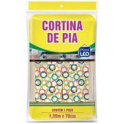 Cortina De Pia 070x1,35m Estampada Un/1