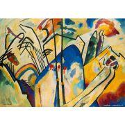 Quadro Decorativo A4 Composition 4 - Kandinsky Cosi Dimora
