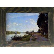 Quadro Decorativo A4 Argenteuil 1 - Claude Monet Cosi Dimora