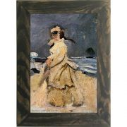 Quadro Decorativo A4 Camille on the Beach 1871 - Claude Monet Cosi Dimora