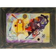 Quadro Decorativo A4 Composition 1 - Kandinsky Cosi Dimora