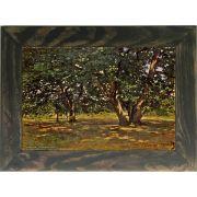Quadro Decorativo A4 Fontainebleau Forest - Claude Monet Cosi Dimora