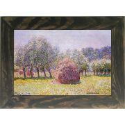 Quadro Decorativo A4 Haystack - Claude Monet Cosi Dimora