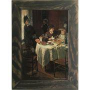 Quadro Decorativo A4 The Luncheon - Claude Monet Cosi Dimora