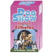 Sabonete Filhotes 80g Dog Show Pet Un/1