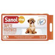 Tapete Higiênico C/30 Sanol Dog Un/1