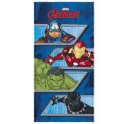 Toalha Banho Felpuda 60x120 Avengers Un/1