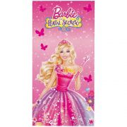 Toalha Banho Felpuda 60x120 Barbie Un/1