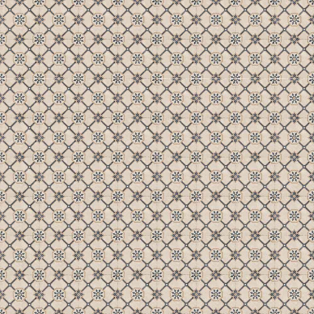 Adesivo para Azulejo Ladrilho Hidráulico Astorga Vinil 15x15cm 16 peças Cosi Dimora