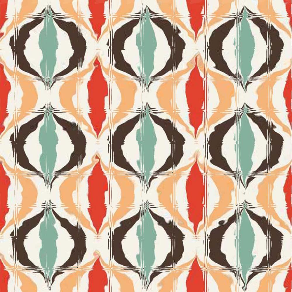 Adesivo para Azulejo Moderno Mosaico 15x15cm 16 peças Cosi Dimora