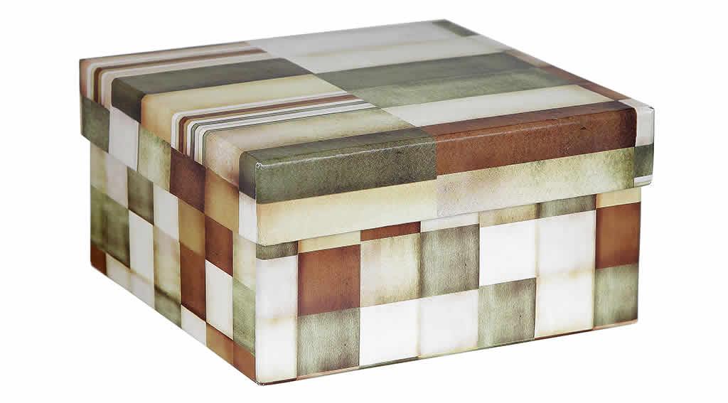 Caixa Organizadora Mosaico