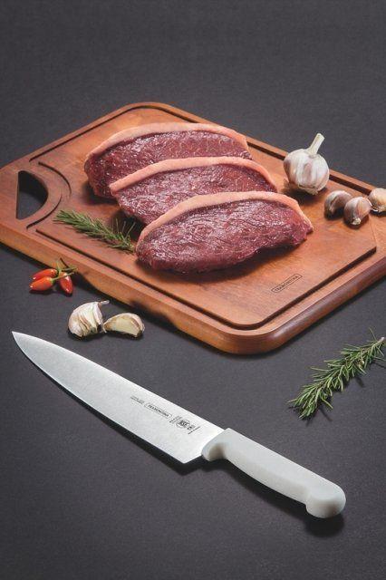 """Faca para carne 10"""" Tramontina"""