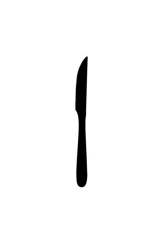 Faca para churrasco 22cm Tramontina