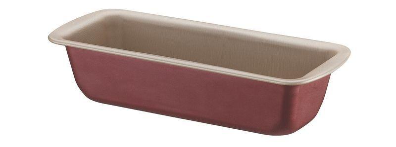 Forma para pão e bolo Tramontina de alumínio com revestimento interno antiaderente 33 x 13cm