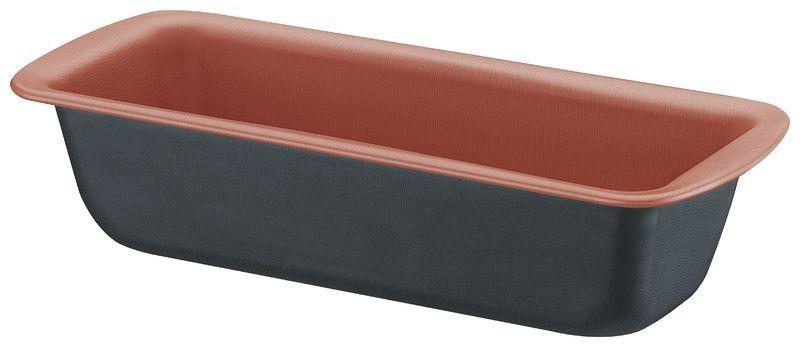 Forma para pão e bolo Tramontina de alumínio com revestimento interno de antiaderente 25 x 12cm