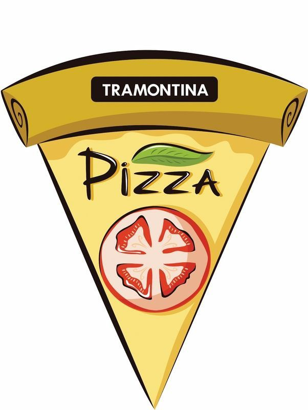 Fôrma para pizza Tramontina aço inox Ø 35cm