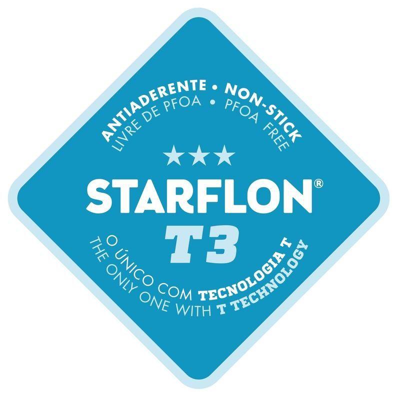 Frigideira profissional Tramontina alumínio antiaderente 24cm