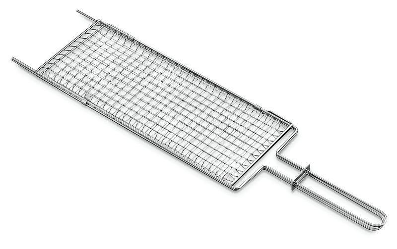 Grelha aço inox Tramontina 29cm