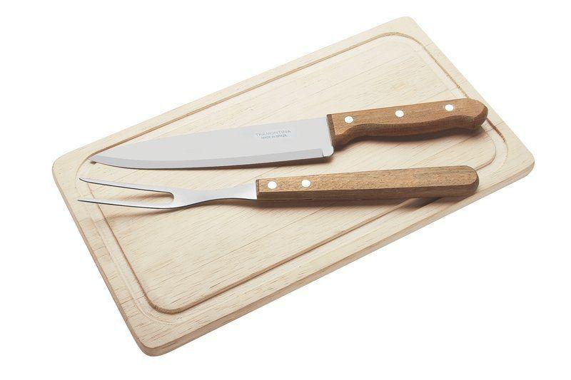Kit para churrasco 3 pçs Tramontina