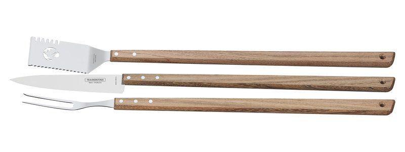 Kit para churrasco 3 peças Tramontina