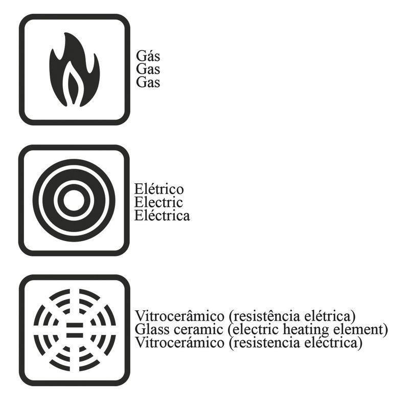 Panela de pressão Tramontina alumínio antiaderente 3 litros Ø20cm