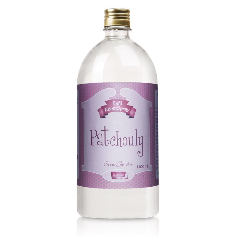 Refil Aromatizador de Ambientes Room Spray Patchouly 1l