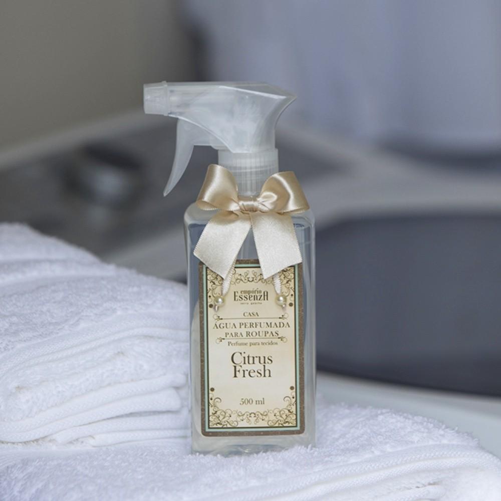 Água Perfumada para Roupas Citrus Fresh 500ml