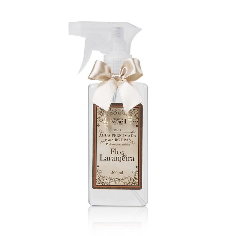 Água Perfumada para Roupas Flor de Laranjeira 500ml