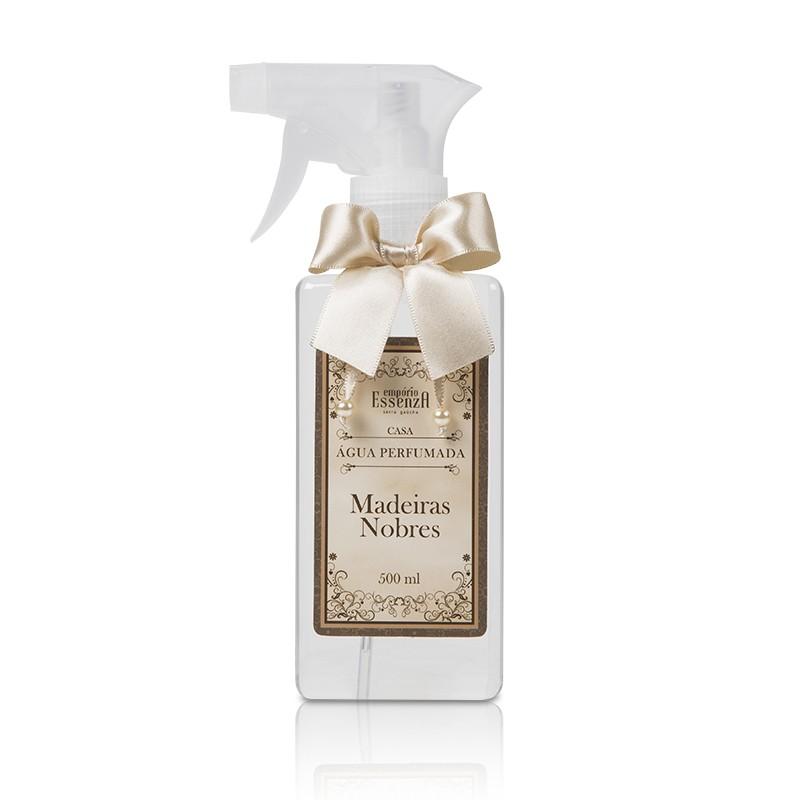 Água Perfumada para Roupas Madeiras Nobres 500ml