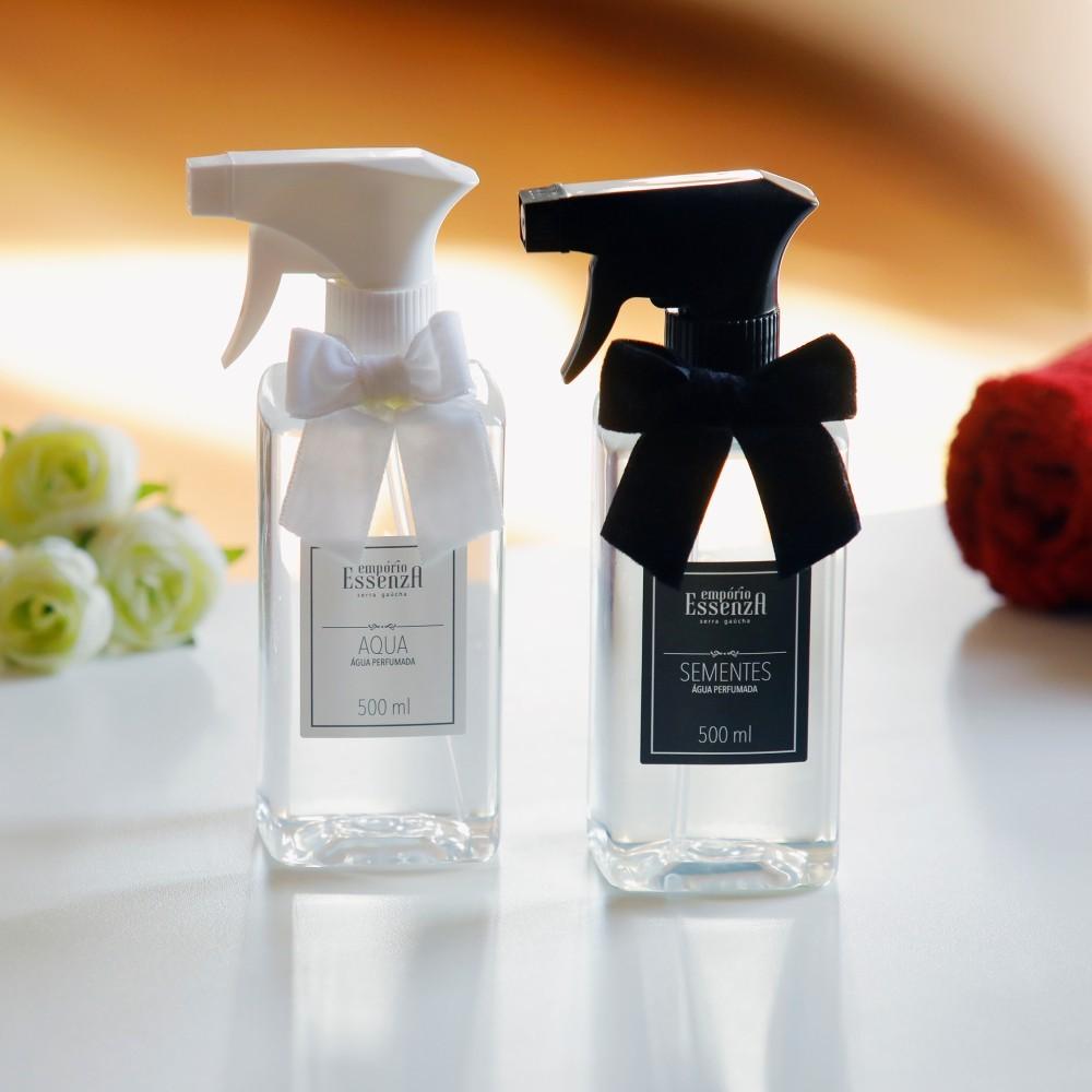 Água Perfumada Sementes 500ml