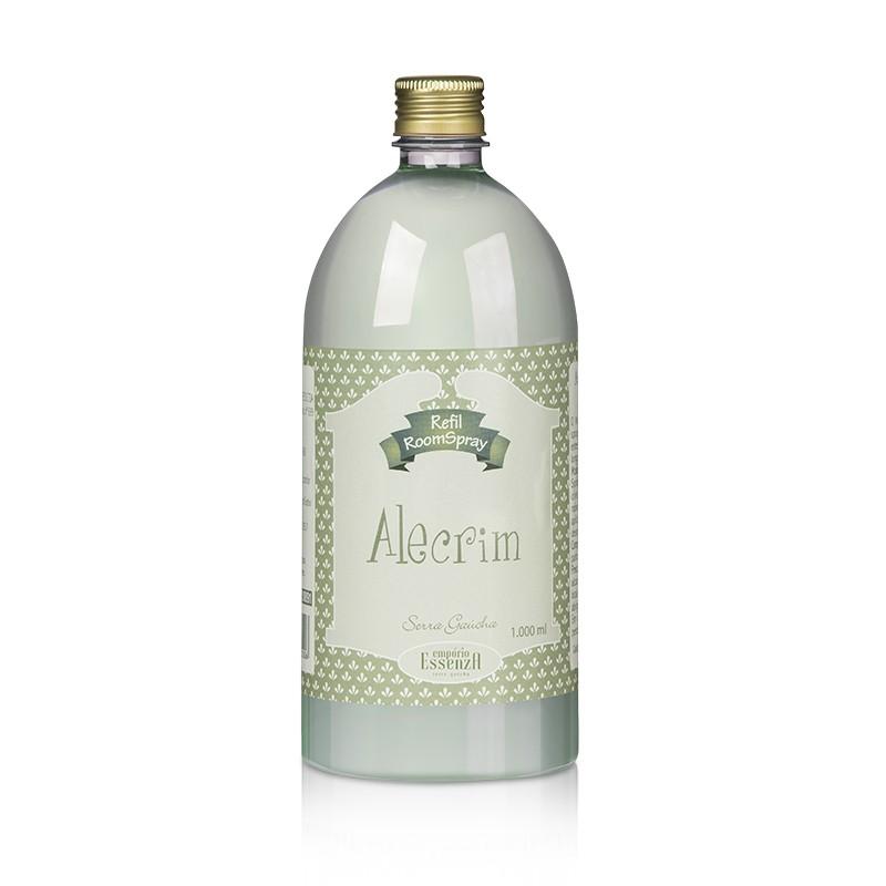 Refil Aromatizador de Ambientes Room Spray Alecrim 1l
