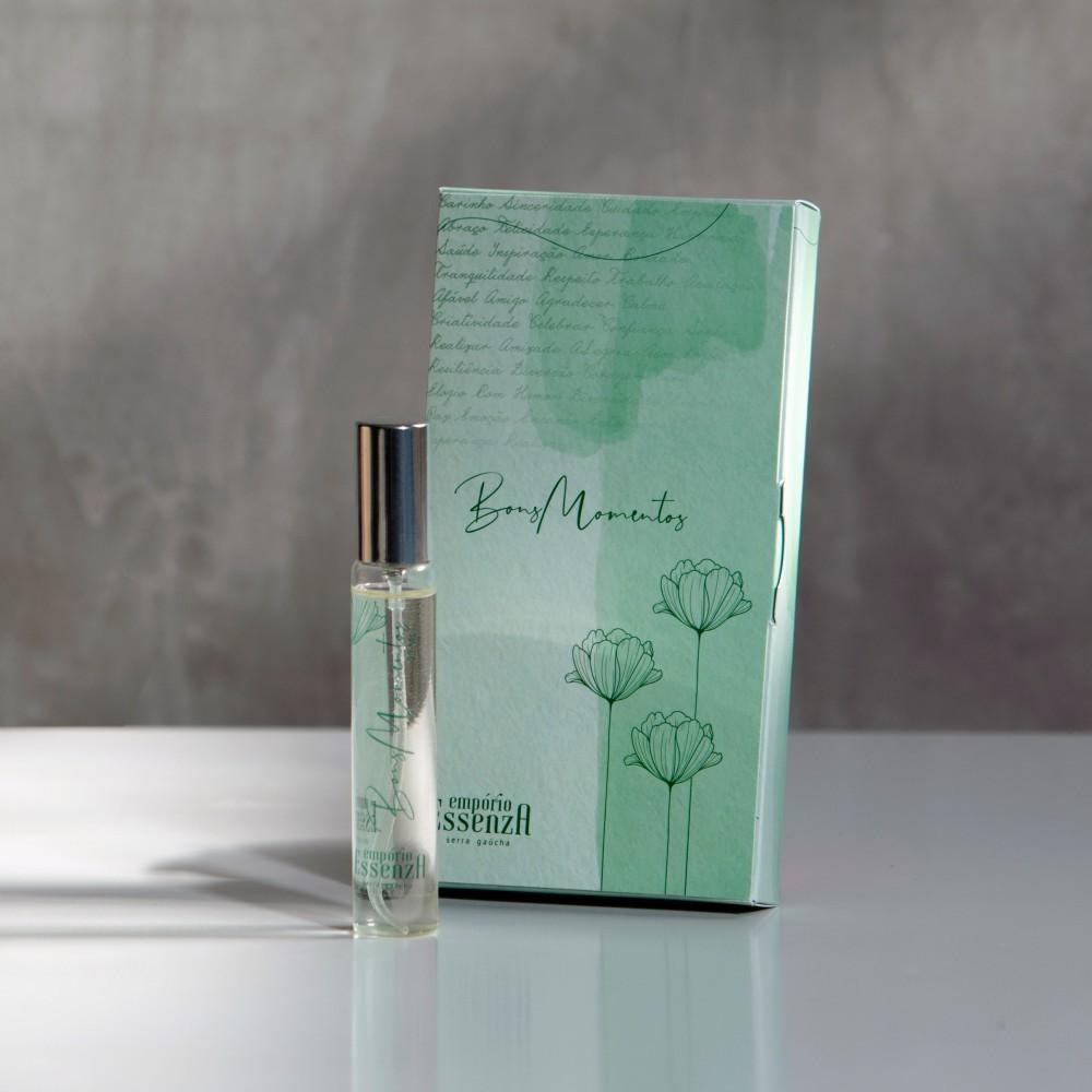 Aromatizador Room Spray Verbena e Aloe Vera 20ml   - Empório Essenza