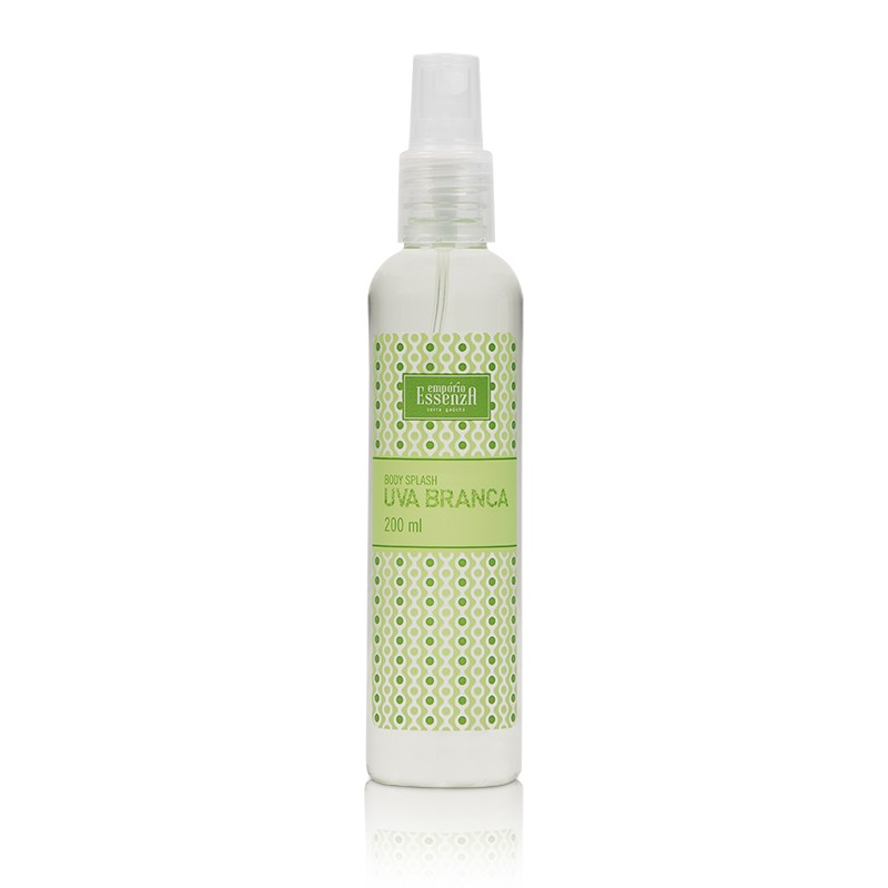 Body Splash Uva Branca 200ml