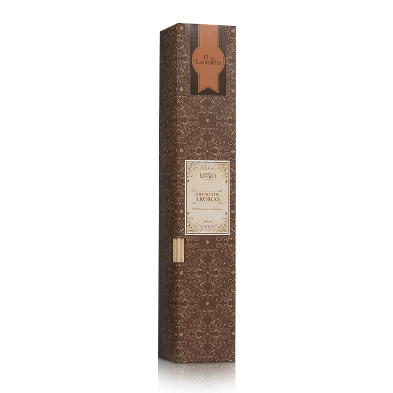 Difusor de Aromas Flor de Laranjeira 250ml