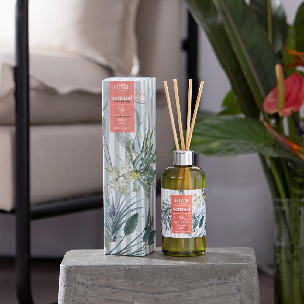 Difusor de Aromas Pimenta Rosa 250ml