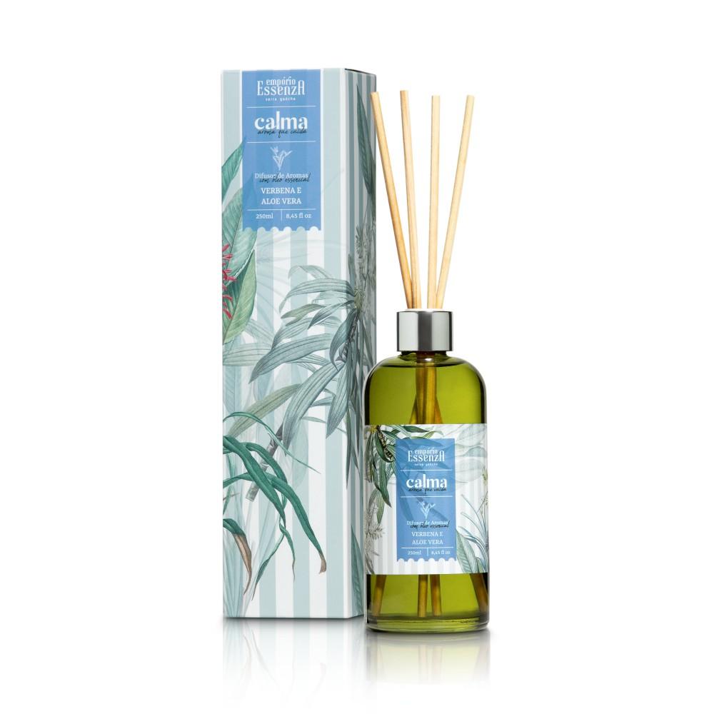 Difusor de Aromas Verbena e Aloe Vera 250ml