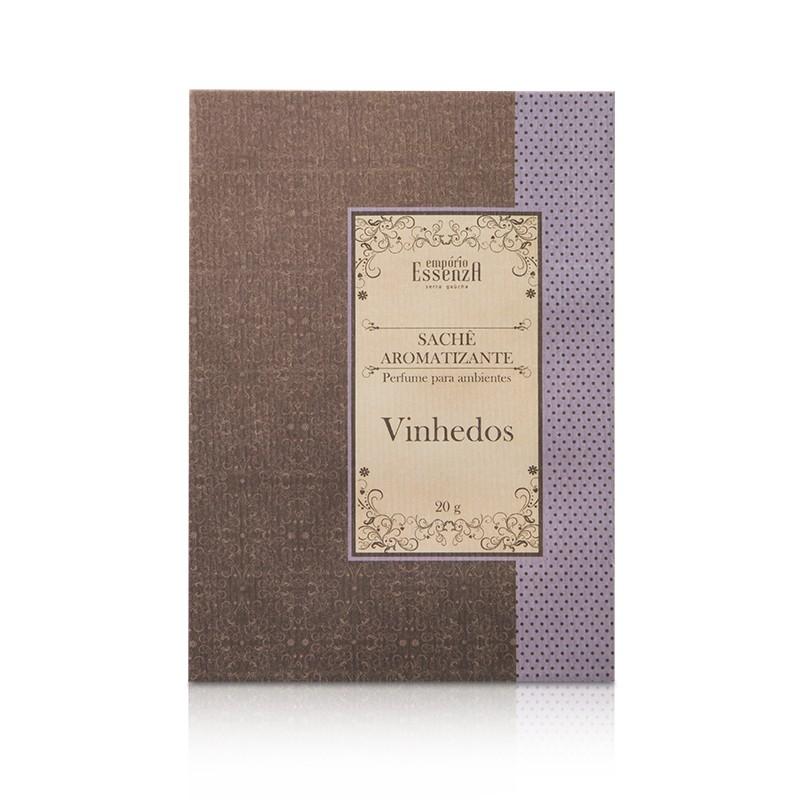 Envelope Sachê Aromatizante Vinhedos 20g