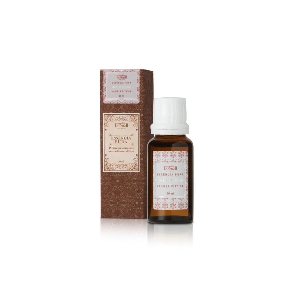 Essência Pura Vanilla Cítrica 20 ml