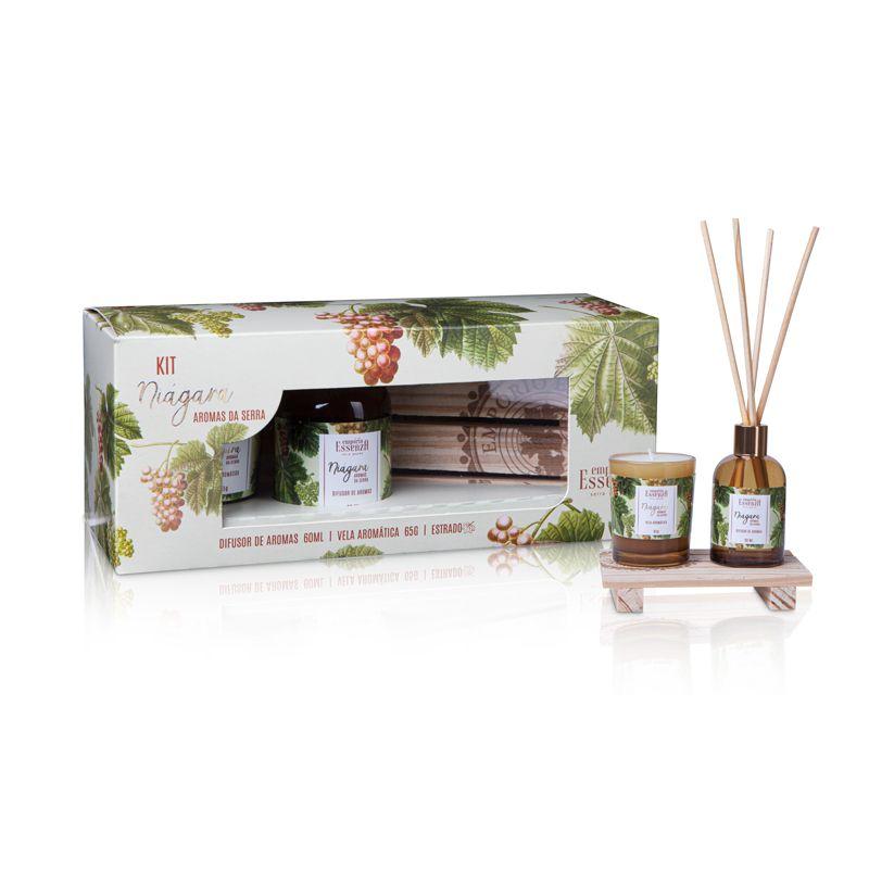 Kit Especial Aromas da Serra - Niagara