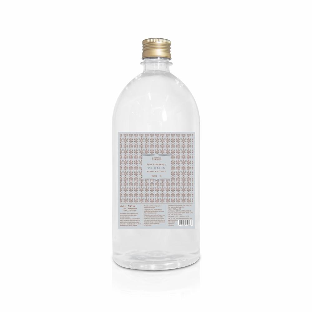 Refil Água Perfumada Vanilla Cítrica 1L