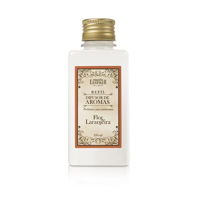 Refil Difusor de Aromas Flor de Laranjeira 250ml
