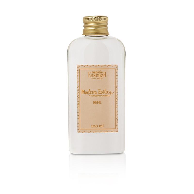 Refil Difusor de Aromas Madeira Exótica 100ml
