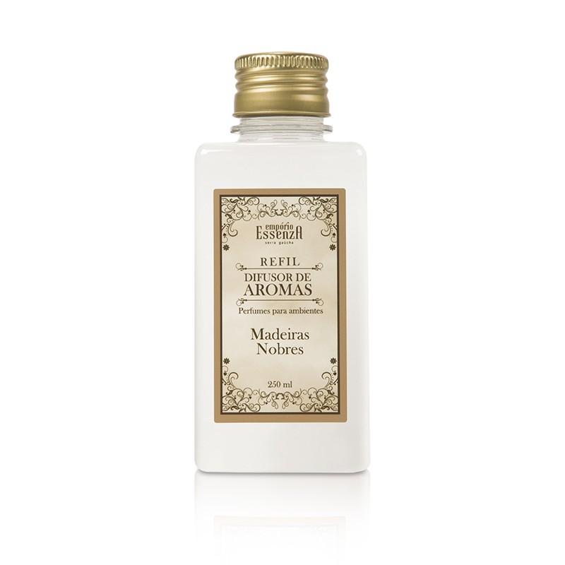 Refil Difusor de Aromas Madeiras Nobres 250ml