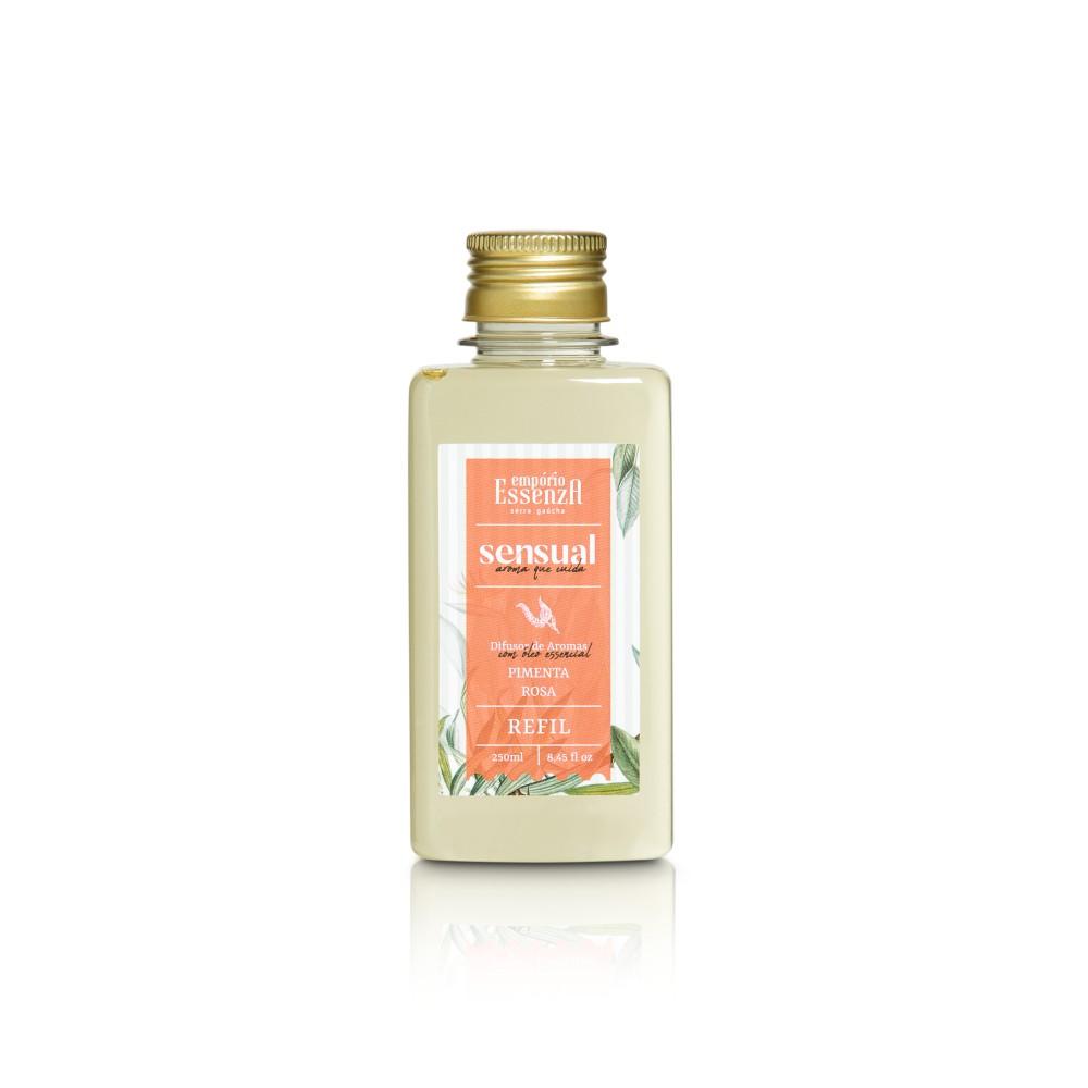 Refil Difusor de Aromas Pimenta Rosa 250ml