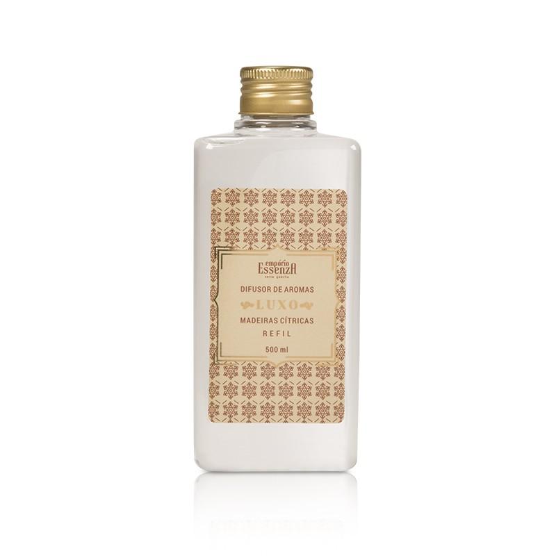 Refil Difusor de Aromas Madeiras Cítricas 500ml