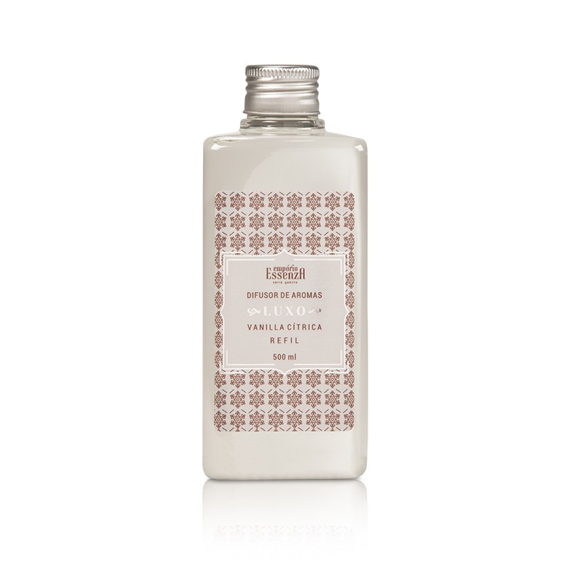 Refil Difusor de Aromas Vanilla Cítrica 500ml